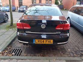 Volkswagen Passat 2.0 TDI Bluemotion Tech Executive 2014 64 (FULL LEATHER+SAT NAV) 1 OWNER FROM NEW