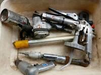 Drill pneumatic/air powered