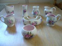 Devon Axe Vale pottery