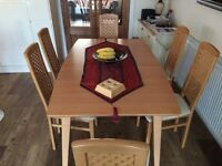 Living Room Furniture - Table & Chairs