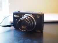 Canon Powershot SX240 (12.1 MP, 20x Optical Zoom)