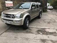 Isuzu Denver 3.0 td 4x4 pickup like rodeo d max