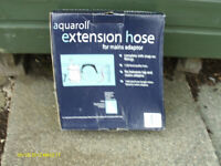 EXTENSION HOSE FOR AQUAROLL