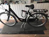 BTwin slips 740 Dutch Style City Bike SOLD NOW