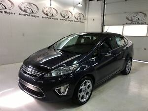 2012 Ford Fiesta SEL / LEATHER / SUNROOF / HEATED SEATS