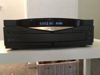 kenwood 5 disc cd player