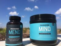 Momental Herbal Nootropic Blends for mental & physical performance, and deep sleep recovery!