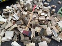 hardwoods ash beech etc ideal log burner wood quick delivery's