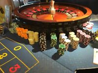 Fun Casino hire - Affordable and professional event hire