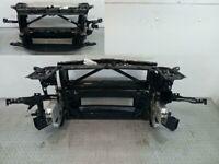 Pre facelift BMW 1 series 2013 F20 Slam panel crash bar front bumper reinforcer 2011 - 2015