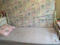 Single guest bed for sale