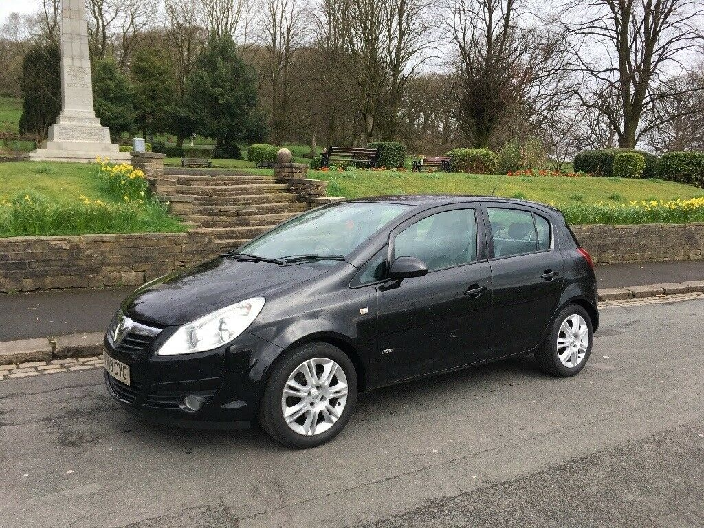 2008 vauxhall corsa 1 3 cdti in great harwood. Black Bedroom Furniture Sets. Home Design Ideas