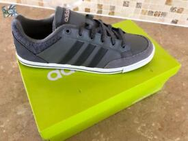 Adidas Neo Daily in grey Size 10