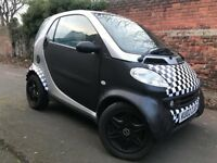 Smart Fortwo 02, 45k miles. Price reduced