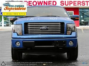 2011 Ford F-150 FX4 with leather/SUNROOF<<< Windsor Region Ontario image 2