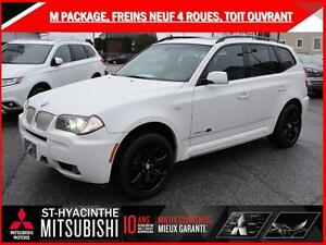 2009 BMW X3 30i M package