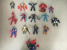 Marvel Mashers Bundle