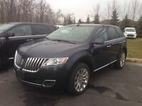 2014 Lincoln MKX AWD, Leather, roof, Navigation