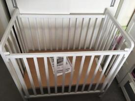 Saplings Space Saver Cot