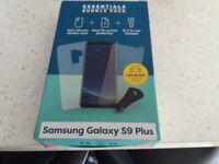 Samsung galaxy s9 plus case screen protector
