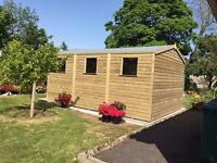 Sheds, Dog Kennels, Playhouses, Summer Houses, Stables, Field Shelters and Workshops for Sale