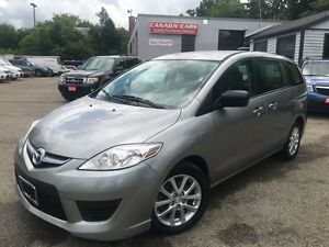 2010 Mazda MAZDA5 GS | Sits 7 Comfortably | Amazing Condition
