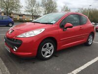 Peugeot 207 1.4 Sport 58 plate well looked after