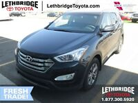 2014 Hyundai Santa Fe LIKE NEW, LOW KM'S, HEATED SEATS, REMOTE S