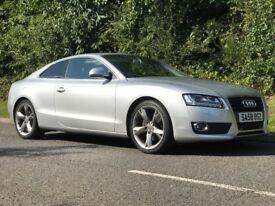 Audi A5 sport 2.7 TDI