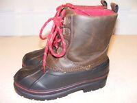 Gap Kids Fleece Lined Snow Boots Size 2, EU33: Brand New and Unworn