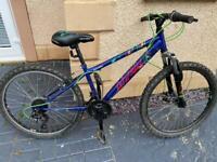 Boys Apollo Interzone mountain bike 24 inch