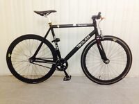 Dolan Road Bike Single speed/Fixie super light, super smooth