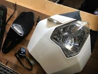Ktm headlight