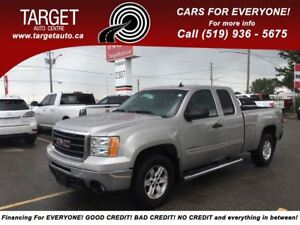 2009 GMC Sierra 1500 WT Very Powerfull, Drives Great and More !!