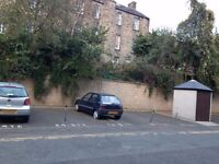 City centre car park for rent - very close to meadows and George Square