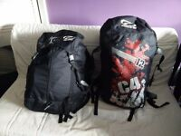 2 used OZONE C4 kites 10m & 12m with bar and bags