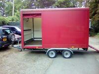 Large trailer