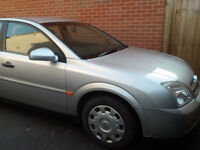 Opel-vauxhall Vectra 1.8 16V 1 year MOT petrol manual in very good condition no rust no scrap