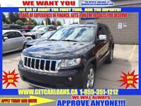 2011 Jeep Grand Cherokee LIMITED*V8 HEMI*LEATHER*ROOF*PANORAMIC