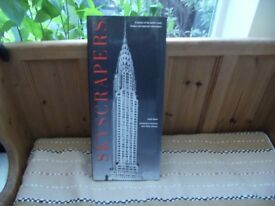 SKYSCRAPERS (hardback book from the Twin Towers shop)
