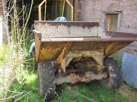 Benford 4x4 Dumper Diesel 3 Ton