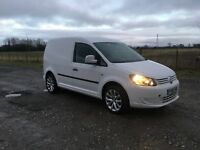 Caddy van 1.6tdi facelift NEW SHAPE 2010 60 plate remapped