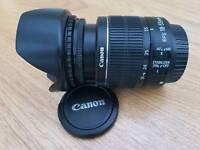 Canon 18-55mm Lens.