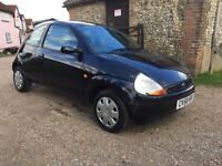 Ford KA 1.3 Style 2008 low mileage