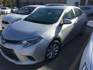 2015 Toyota Corolla LE BACKUP CAMERA, HEATED SEATS