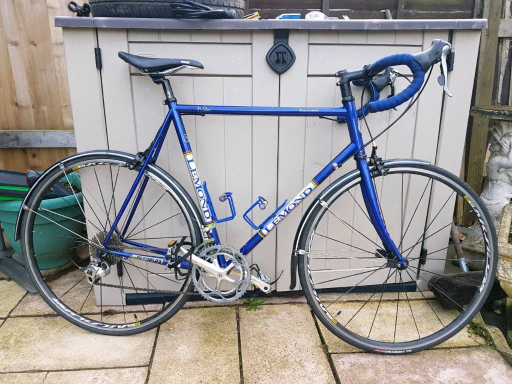 Lemond Tourmalet Touring Road Bike / Reynolds 853 / | in Cheltenham ...