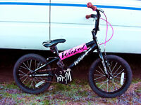 """16"""" WHEEL BIKE IN GOOD CLEAN CONDITION JUST BEEN SAFETY CHECKED AND FULLY SERVICED"""