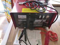 Maypole 30S 12amp 12V/24V battery charger As New