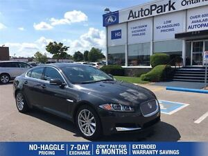 2014 Jaguar XF NAV| Bluetooth| Heated seats| Only 33202 kms