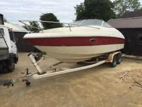 21ft Starcraft Speed Boat